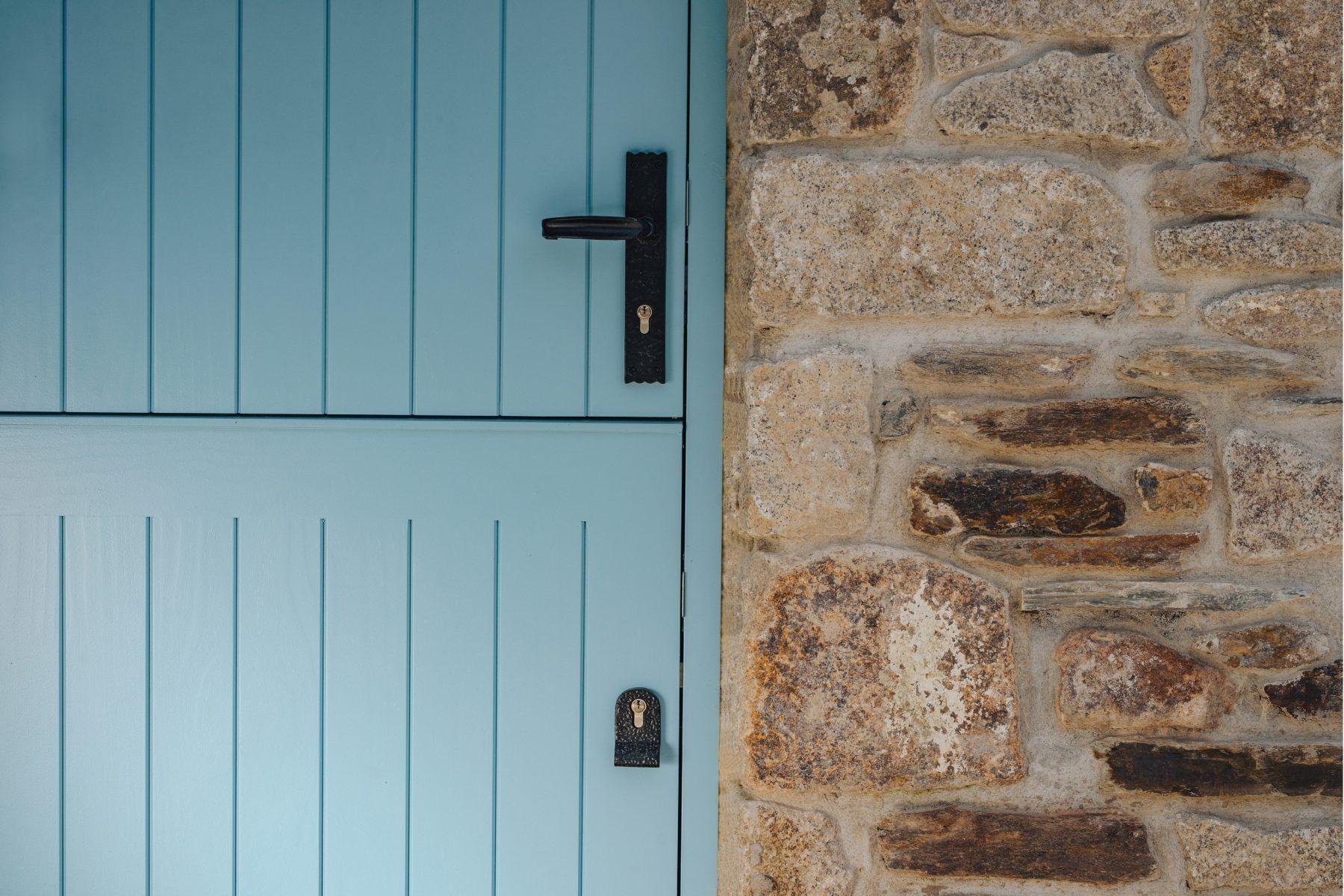 handmade bespoke timber stable door