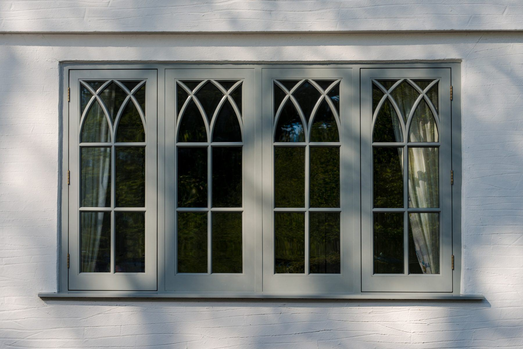 handcrafted high performance wooden windows by Nathan McCarter Joinery