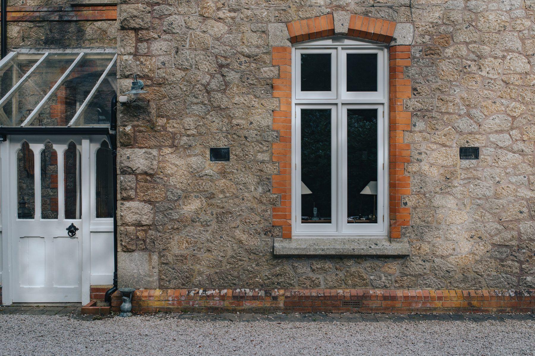 bespoke timber windows in Devon