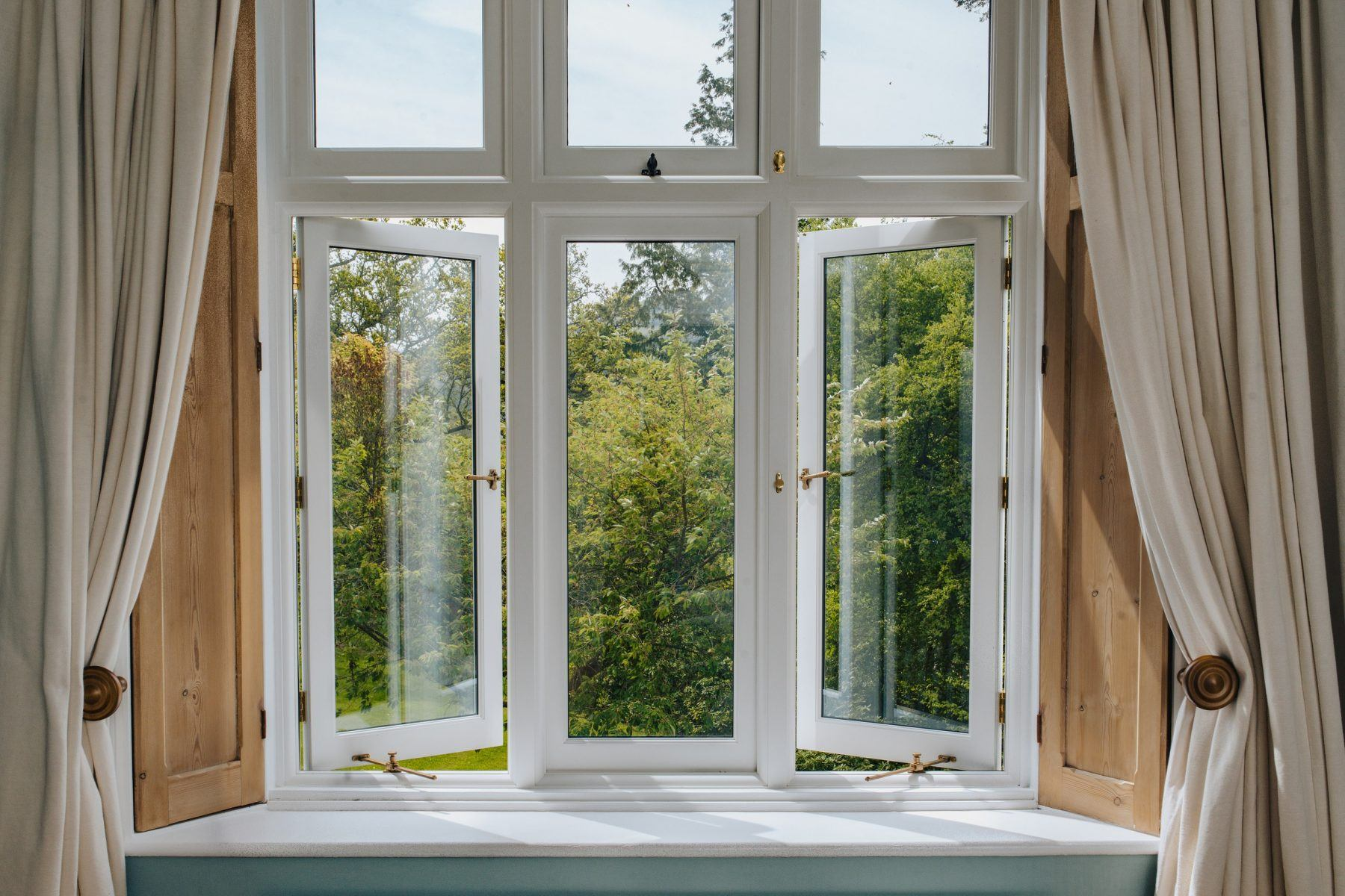 Types of windows - Nathan McCarter Joinery