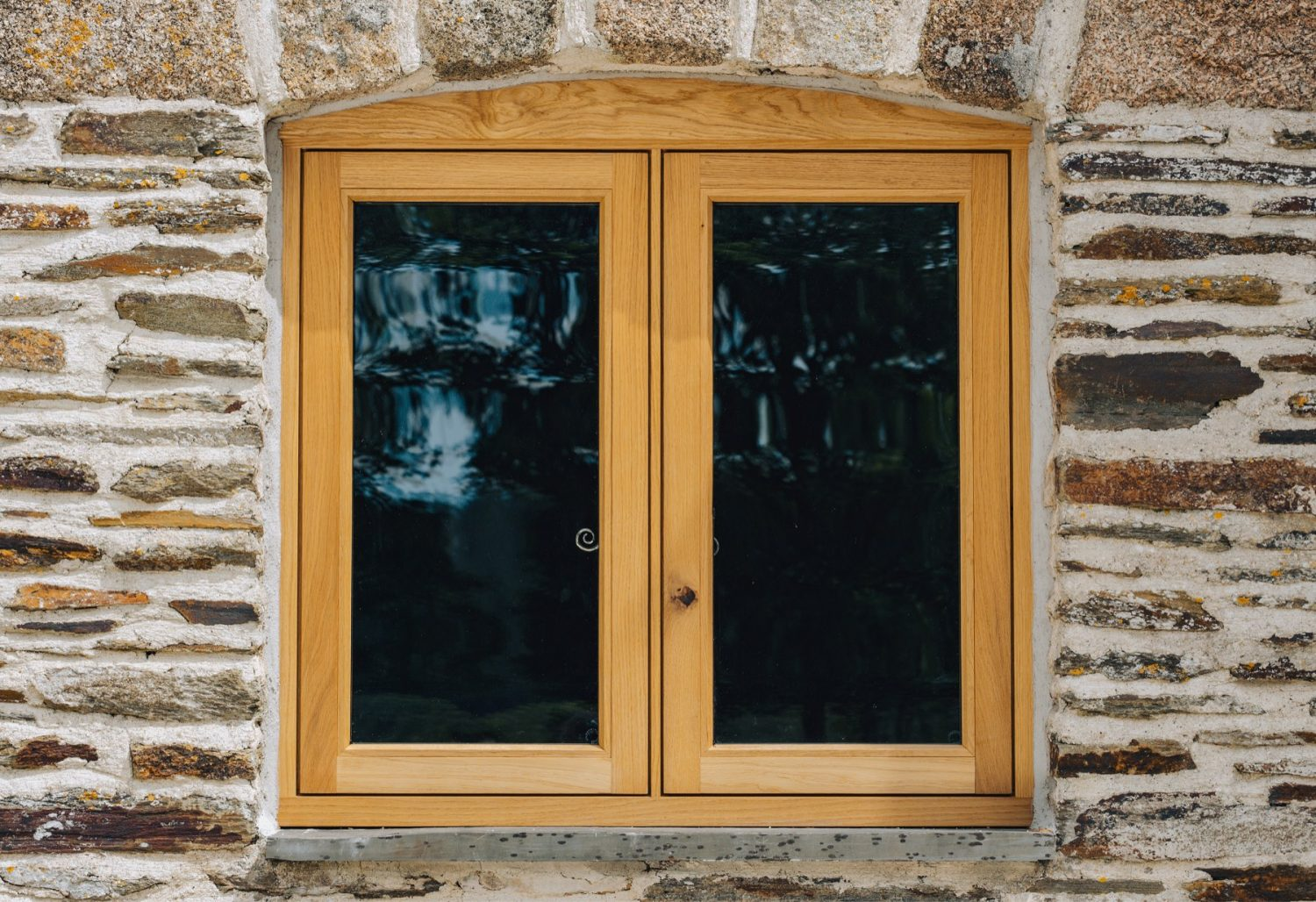 high performance flush casement windows