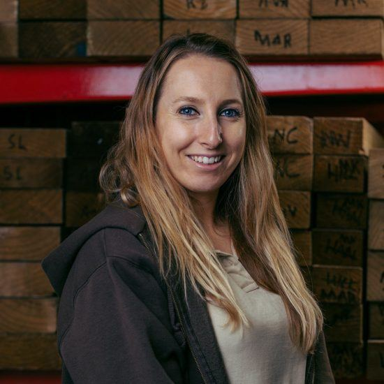Felicity McCarter - Office Manager at Nathan McCarter Joinery