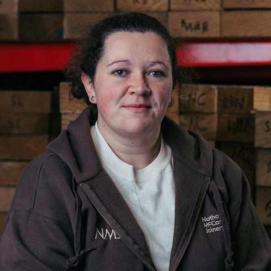 Katie Bolt - Office Administrator at Nathan McCarter Joinery